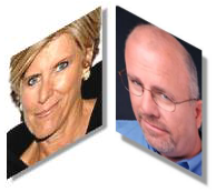 Suze Orman & Dave Ramsey