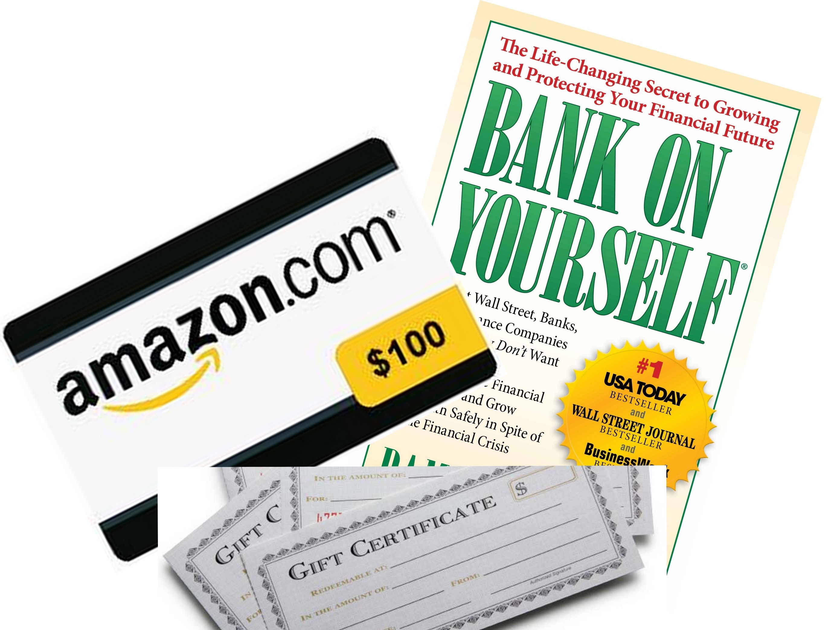 Bank on Yourself Test Your Money and Investment IQ contest winners and their prizes