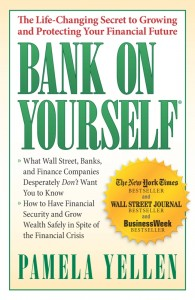 Bank on Yourself book review response by author Pamela Yellen