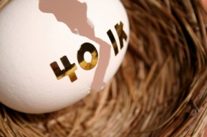 Scary Facts About 401k Nest Eggs