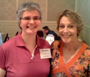 Debbie Wilder with Bank On Yourself Founder, Pamela Yellen