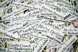 Depressing economy news