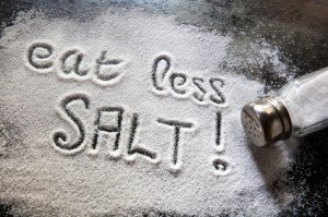 Eat less salt