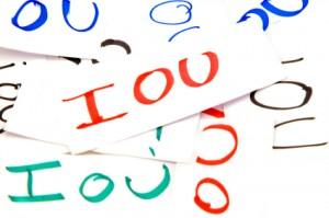 IOU's