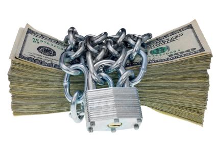 Locked-In-Money