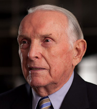 Nelson Nash, founder of the Infinite Banking Concept®