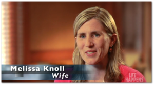 Melissa Knoll - One Mother's Life Insurance Story