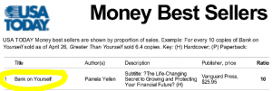 Usa Today Money Best Sellers list3