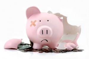 broken savings bank