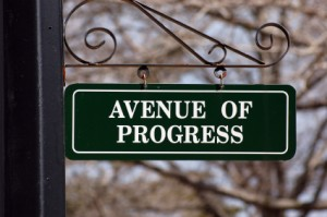 Avenue Of Progress
