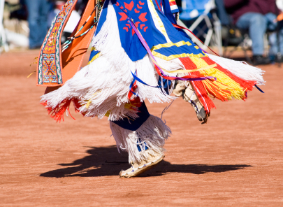 Arizona First American Pow Wow Dancer - Bank On Yourself