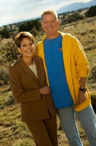 Pamela Yellen & her husband Larry