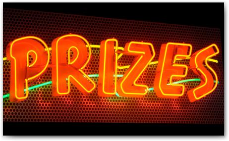 Prizes-neon