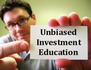 unbiased investment education
