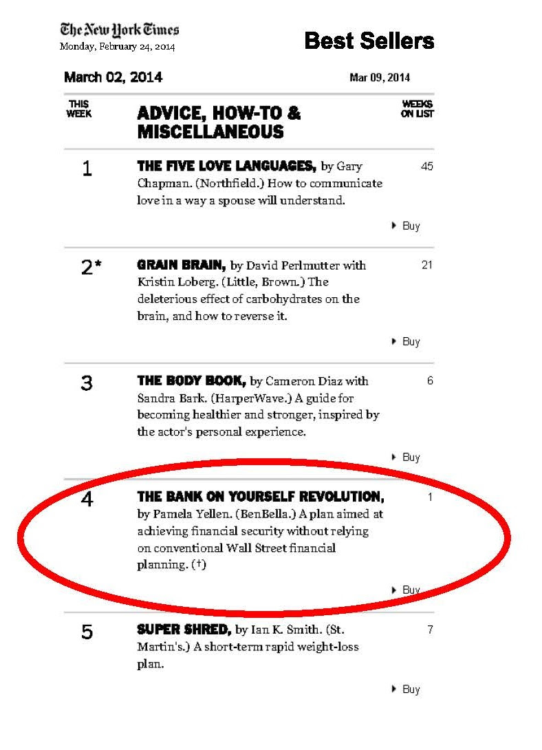 New York Times List