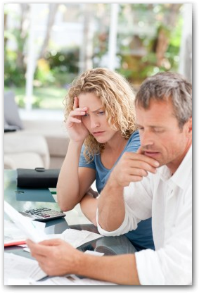 Money is the leading cause of marital and relationship troubles